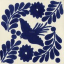 Mexican Talavera Tiles Dove 4