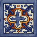 Ceramic Frost Proof Tile Cruz Azul