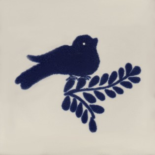 Ceramic Frost Proof Tiles Bird 4