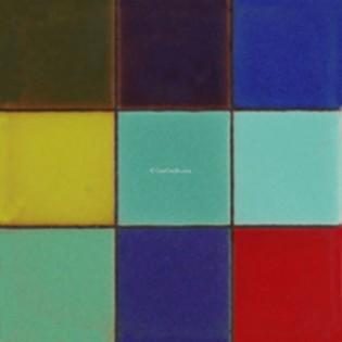 Ceramic High Relief Tile HC021