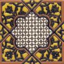 Ceramic High Relief Tile CS753-Y
