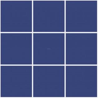 Mexican Talavera Tiles Azul con Brillo