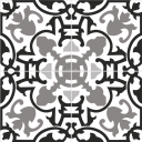 Mission Cement Tile Campanello 4