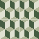Mission Cement Tile Harlequin 2