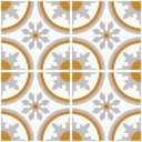 Mission Cement Tile Fiore 3