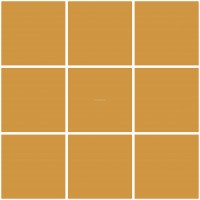 Mission Cement Field Tiles Solid Yellow