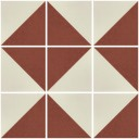 Mexican Ceramic Frost Proof Tiles White Terracotta