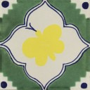 Ceramic Frost Proof Tiles Butterfly 2