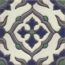 Ceramic High Relief Tile CS196