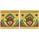 Ceramic Frost Proof Border Tile Tamuin