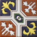 Ceramic High Relief Tile CS11