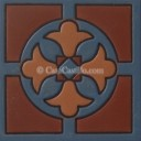 Ceramic High Relief Tile CS33