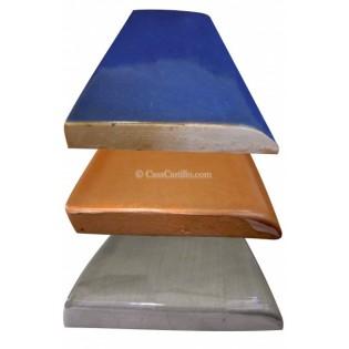 Ceramic High Relief Surface Bullnose