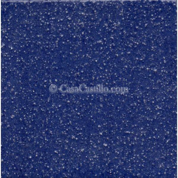 Ceramic Frost Proof Tiles Non Slip Cobalt Blue