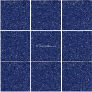 Ceramic Frost Proof Tiles NON-SLIP Cobalt Blue