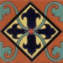 Ceramic High Relief Tile Almeria