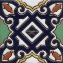 Ceramic High Relief Tile CS13