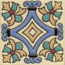 Ceramic High Relief Tile CS50