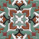 Ceramic High Relief Tile CS55
