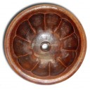 Copper Sink Round Cosmos