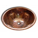 Copper Sink Round Grapes