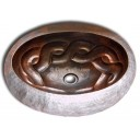 Copper Sink Round Infinity