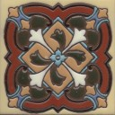 Ceramic High Relief Tile Daly