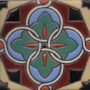 Ceramic High Relief Tile Fresno 2