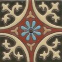 Ceramic High Relief Tile La Quinta 2