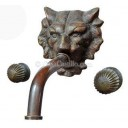 Mexican Bronze Faucets Set Baza