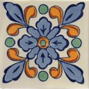 Mexican Talavera Tile Grecia