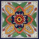 Mexican Talavera Tile Tapalpa