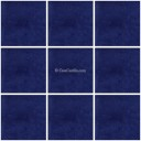 Mexican Ceramic Frost Proof Tiles Azul Cobalt Washed