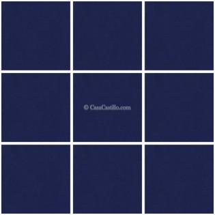Mexican Ceramic Frost Proof Tiles Azul Cobalt