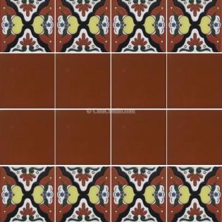 Ceramic High Relief Border Tile Navia
