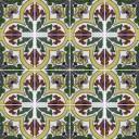 Ceramic High Relief Border Tile Mombeltran