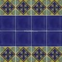 Ceramic High Relief Border Tile Avila