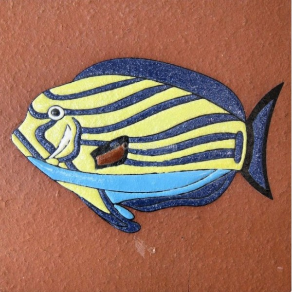 Exceptional Ceramic High Relief Non Slip Tile Fish 2 Great Ideas