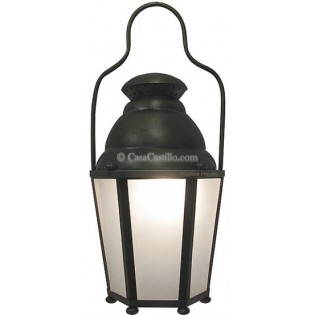 Tin Lantern Estela