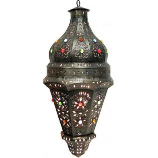 Tin Lantern Hortensia