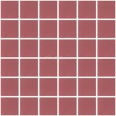 "Ceramic Frost Proof Tiles 12""x12"" mesh pink"