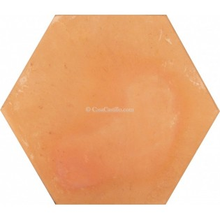 Saltillo Tiles Hexagonal Unsealed