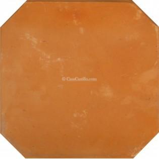 Saltillo Tiles Octagonal 1 Unsealed