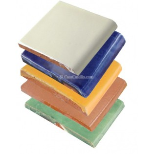 Ceramic Frost Proof Square Surface Bullnose