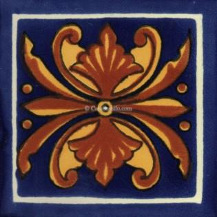 Mexican Talavera Tile Albelda