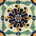 Mexican Talavera Tile Asuncion