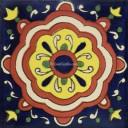 Mexican Talavera Tile Cupula