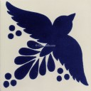 Mexican Talavera Tiles Dove 9