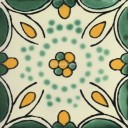 Mexican Talavera Tile Lisbeth
