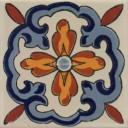 Mexican Talavera Tile Montealbano